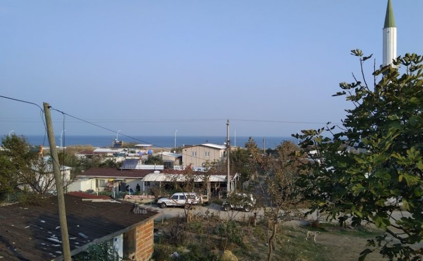 Bursa Mudanya Deniz Manzaralı Satılık Arsa