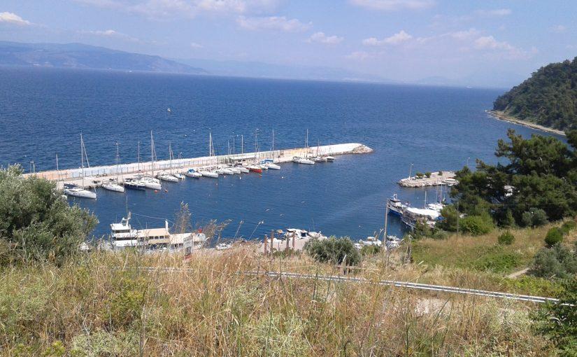 Tirilye Deniz Manzaralı Satılık Arsa